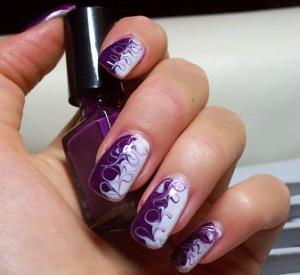 Designer Tips Nails